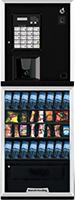 distributore automatico caffè e snack