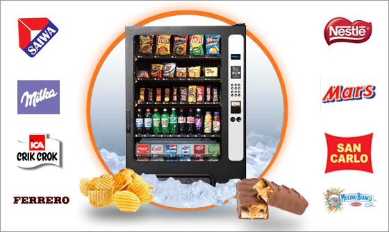 S.D.A. Servizi Distributori Automatici di alimenti e bevande calde e fredde